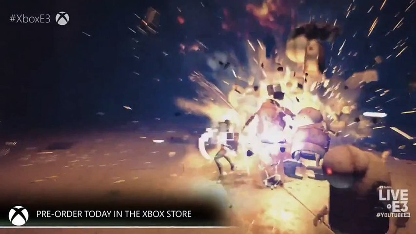 NieR Automata E3 2018 Trailer