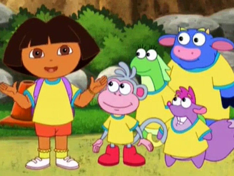 Dora The Explorer S04E12 - We're A Team