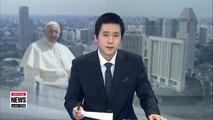 Pope Francis hopes North Korea-U.S. summit will lead to peace on Korean peninsula
