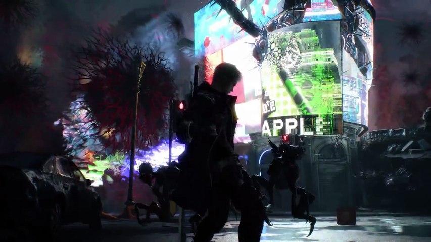 Devil May Cry 5 - TRAILER E3 2018