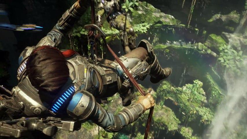 Gears of War 5 - Trailer E3 2018
