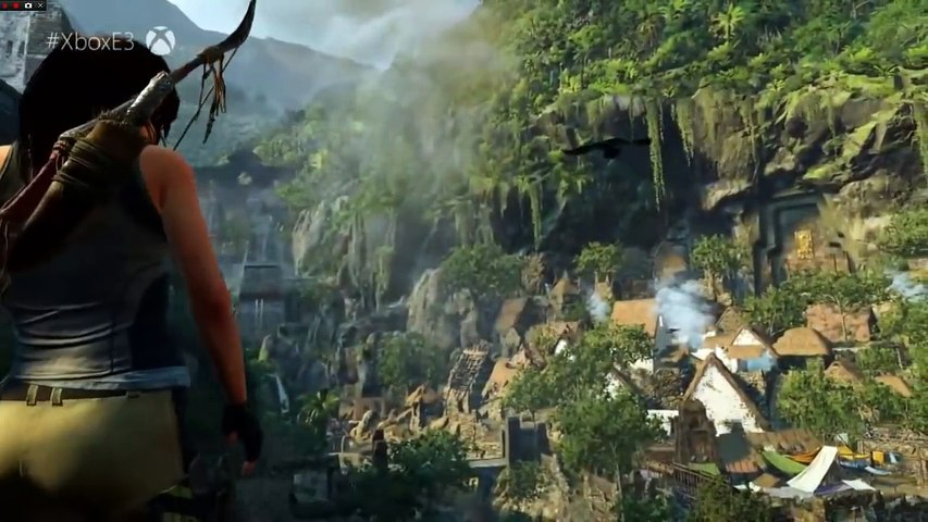 Shadow of the Tomb Raider Trailer - E3 2018