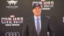 Marvel's Kevin Feige promises more diversity from the studio
