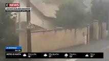 EN DIRECT - Météo France vient d'étendre sa vigilance orange à 37 départements pour des risques d'orages, d'inondations ou de fortes pluies