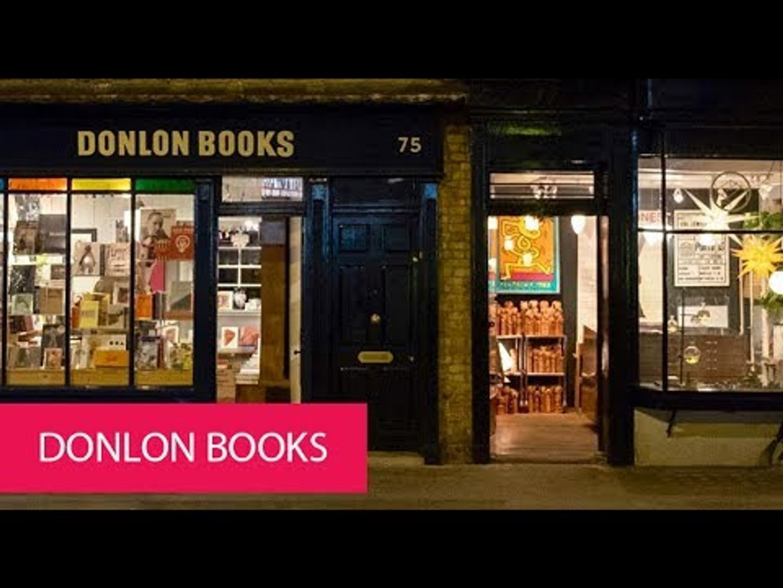 DONLON BOOKS - UNITED KINGDOM,  LONDON
