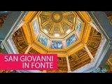 SAN GIOVANNI IN FONTE - ITALY, ROME
