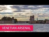 VENETIAN ARSENAL - ITALY, VENICE