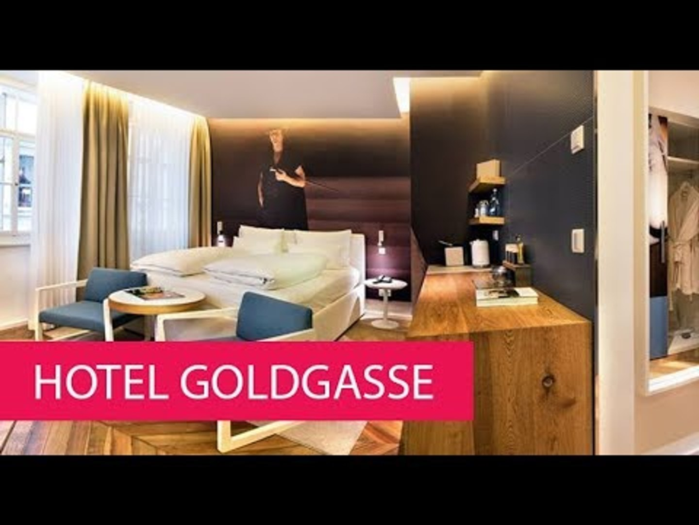 HOTEL GOLDGASSE - AUSTRIA, SALZBURG