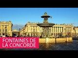 FONTAINES DE LA CONCORDE - FRANCE, PARIS