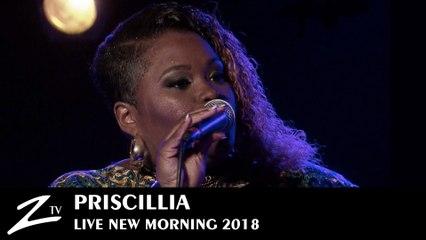Priscillia - Lanmou a Linfini - New Morning Paris 2018 - LIVE HD