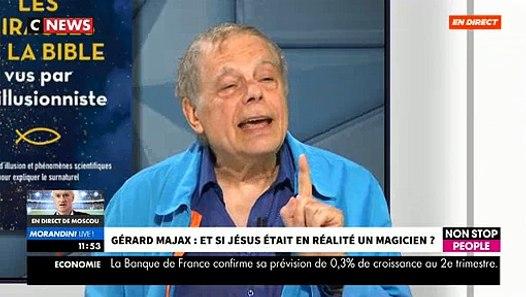 Le livre choc de Gérard Majax qui explique par la magie