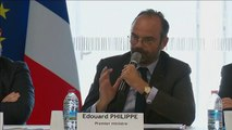 Discours d'Edouard Philippe