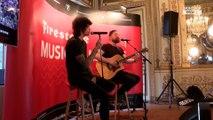 Firestone Music Talents : Julian Perretta de retour en force