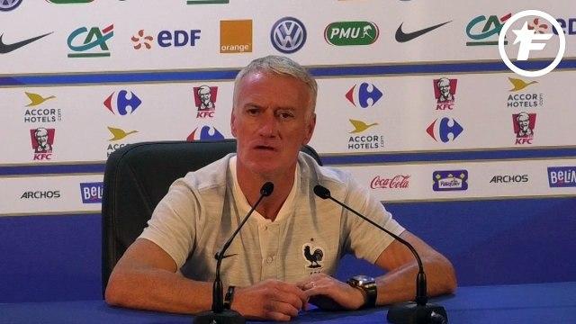 EdF : Didier Deschamps évoque la concurrence en attaque