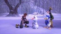 Trailer - Kingdom Hearts III - La reine des neiges de l'E3 2018