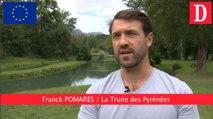 Toqués d'Oc Lourdes : rencontre avec un éleveur de truites (espagnol)