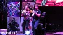 Los Guardianes del Universo (Caballeros del Zodiaco) - Ricardo Mendoza y Pepe Vilchis