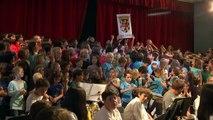 Hautes-Alpes : les voix de 300 enfants s'élèvent pour le festival Forts en Chant