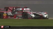 On a testé l'Audi R18 des 24h du Mans