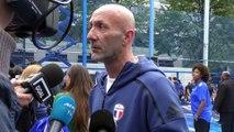 CdM : Fabien Barthez conseille les Bleus
