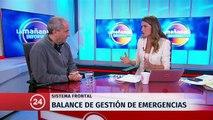 """Michel De L'Herbe: """"El pronóstico del tiempo es un dato más dentro de la toma de decisiones"""""""
