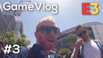 GameVlog E3 2018 #3 : Little Tokyo + Conférences Xbox et Bethesda !