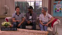 QUEER EYE: Karamo works out why Antoni smells everything