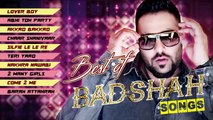 New Songs - Best of Badshah Songs - HD(Full Songs) - Hit Collection - BOLLYWOOD SONGS - INDIAN SONGS - Video Jukebox - PK hungama mASTI Official Channel