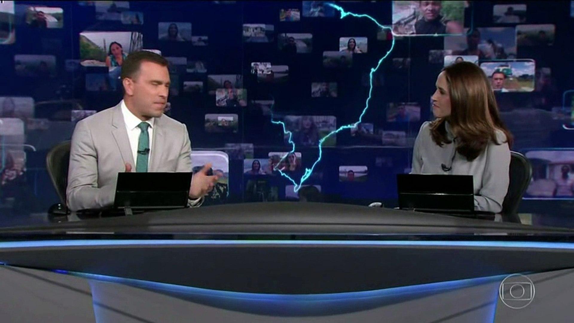 Sertanejo faz desabafo na globo: 'Quero um país onde o eleitor não troque o seu voto por ciment