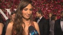 Sara Bareilles & Josh Groban Talk Hosting 2018 Tony Awards