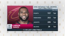The Jim Rome Show: LeBron James suffered hand injury during NBA Finals