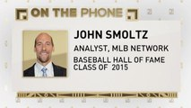 The Jim Rome Show: John Smoltz talks potential extra innings rule change