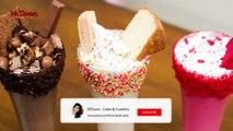 3 EASY CAKE SHAKE RECIPE l CHOCOLATE CAKE SHAKE l VANILLA CAKE SHAKE l RED VELVET CAKE SHAKE