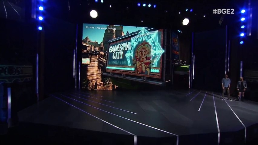 Beyond Good and Evil 2 - E3 2018 Gameplay