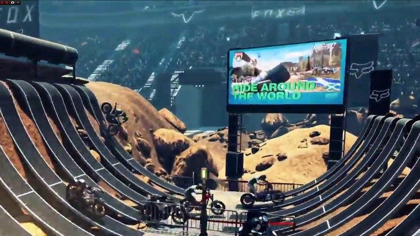 Trials Rising Reveal Trailer - E3 2018