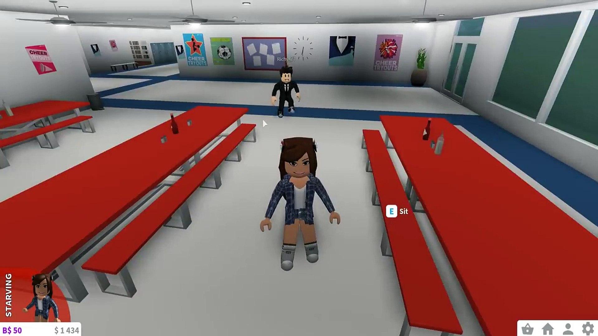 Amberry Roblox Bloxburg House I Made A School On Bloxburg Berry High School Bloxburg Tour Dailymotion Video