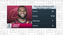 Tiki and Tierney: Should LeBron have revealed his hand injury?
