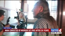 Man Convicted of 1991 Murder Released Amid New DNA Evidence