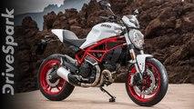 Ducati Monster 797+ Quick Look — DriveSpark