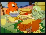 Heathcliff and the Catillac Cats S1E23 catburglar heathcliff   lucky s unlucky day