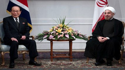 Iran is watching the Trump-Kim summit closely