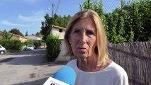 Alpes-de-Haute-Provence : quatre voitures détruites par les flammes à Manosque une des habitantes du quartier témoigne