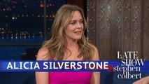 Alicia Silverstone Got Donald Trump's Number