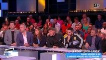 """Candide Renard (Koh-Lanta) : son père Hervé Renard lui est """"tombé dans les bras"""""""