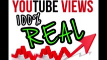 Buy Youtube Views, Likes, Subscribers  [FAST] 100% Real