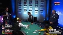 World Series of Poker : Le grand moment de solitude d'un joueur qui pense avoir gagné (Vidéo)