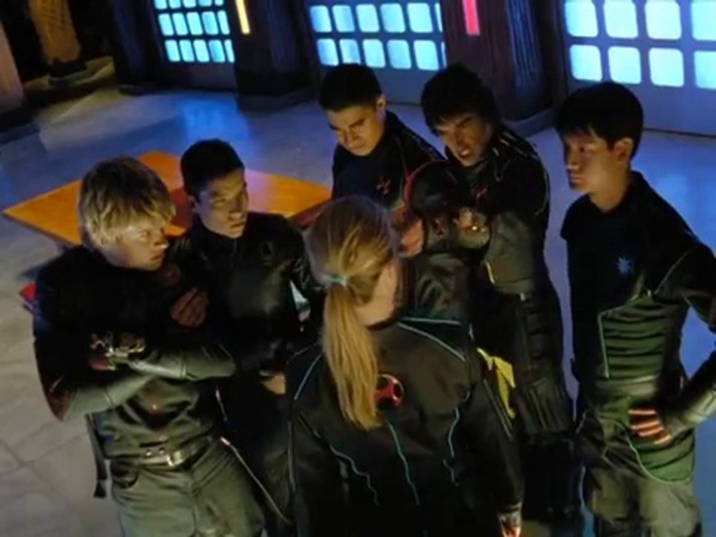 Power Rangers Ninja Storm S01E30