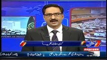 Kam Az Kam Nazriyat Ka Matam Karna Tu Band Karain- Javed Chaudhrys Comments on PMLNs Objection on PTI Ticket Distribution