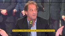 """""""C'est l'injustice qui me rend fou"""", confie Vincent Lindon"""