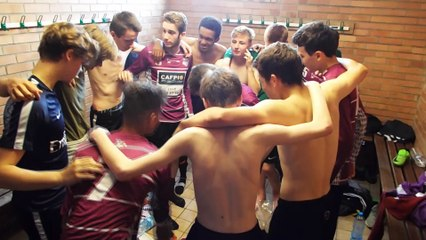 championnat D2 U17.  LEERS - LAMBERSART :  3 - 4  (3-1)